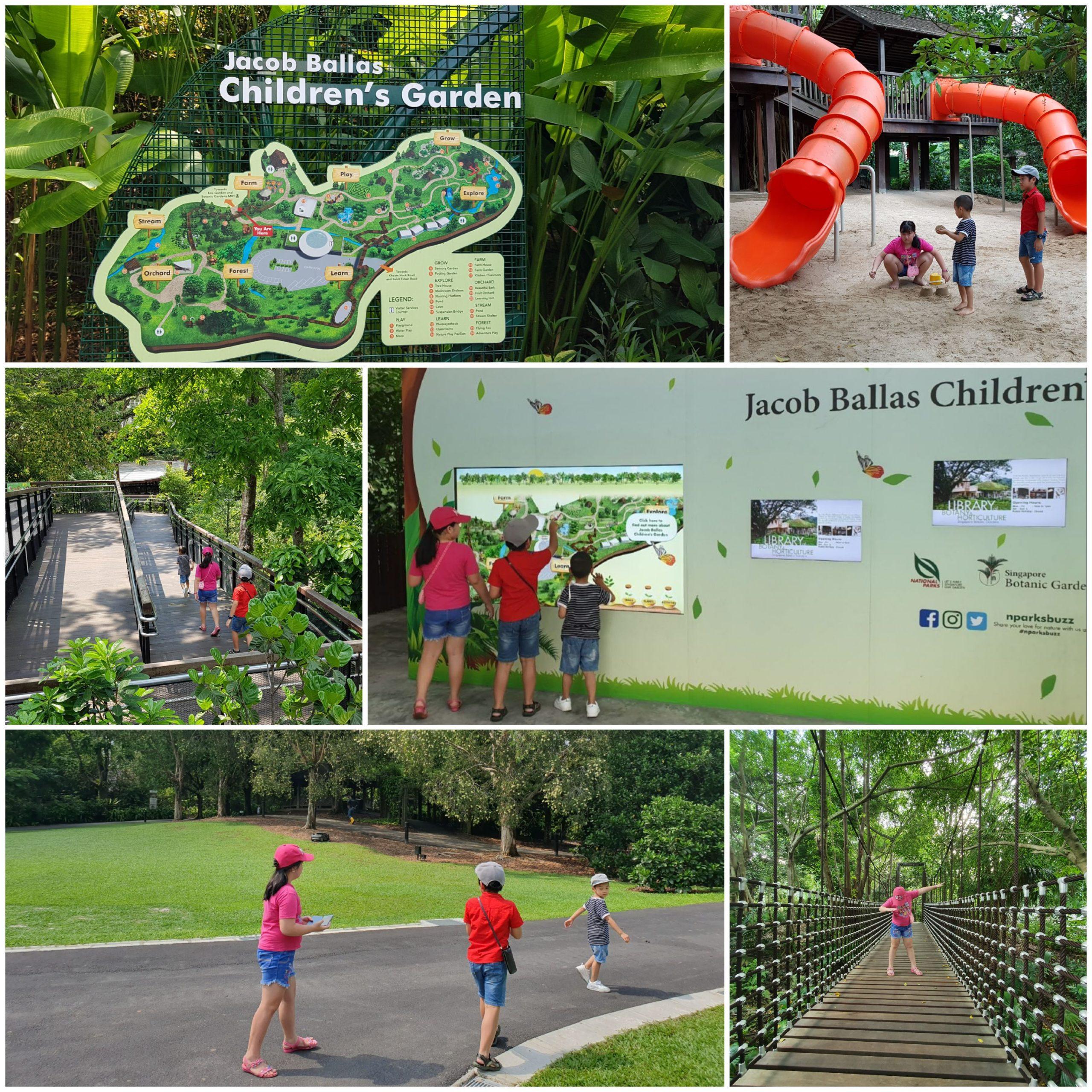 Botanic Garden Singapore