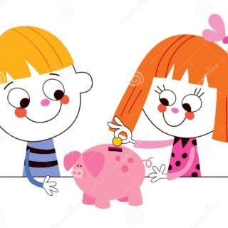 dạy con về tài chính