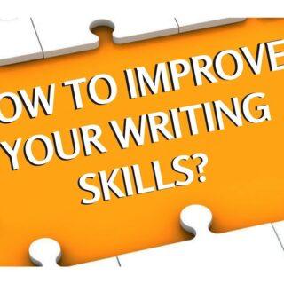 cải thiện kỹ năng viết